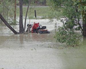 Queensland floods after cyclone Debbie