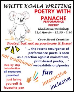 Slam perform poetry with a difference