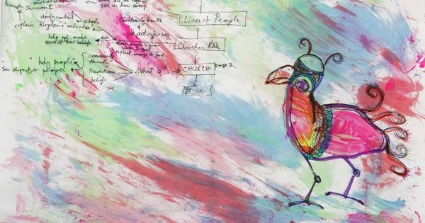 Rooster on a Mission, Jennifer Ryan's muse