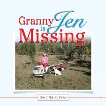 Cover of Granny Jen is Missing, children's book